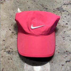 Nike pink golf hat women's (one size fits most)